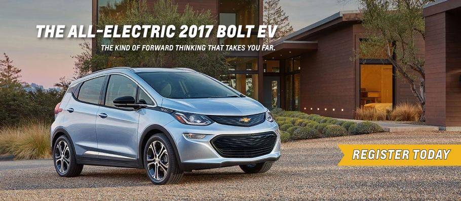 2017 Bolt Ev