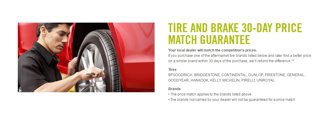tire deal promo