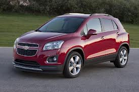 The Chevrolet Trax Has A 4 Cylinder Engine With A Turbo