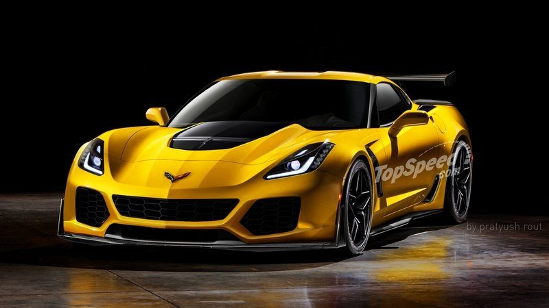 corvette zr1 render. Cars Review. Best American Auto & Cars Review