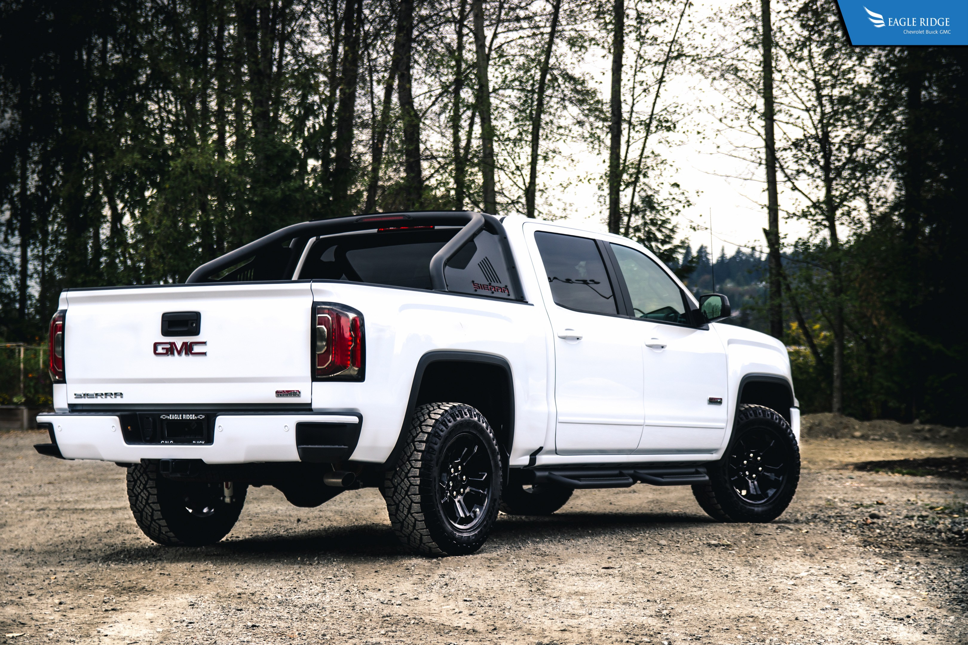 2017 GMC Sierra 1500 All Terrain X