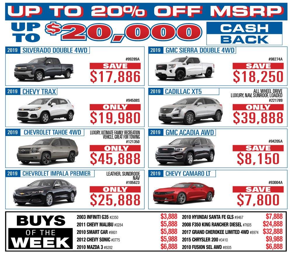 Newspaper New Car Ad
