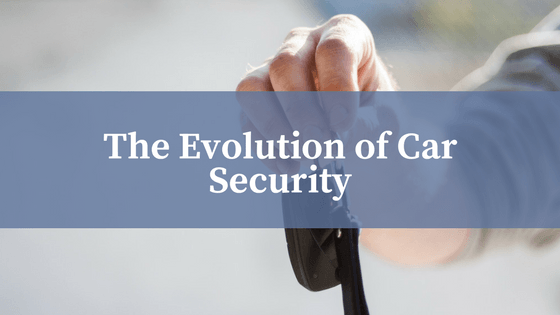 The Evolution of Car Security