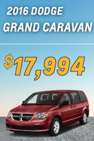 grand caravan for sale