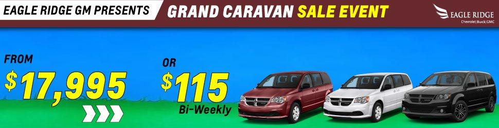 caravan sale event
