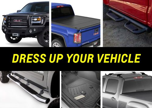 15% OFF GM APPROVED ACCESSORIES