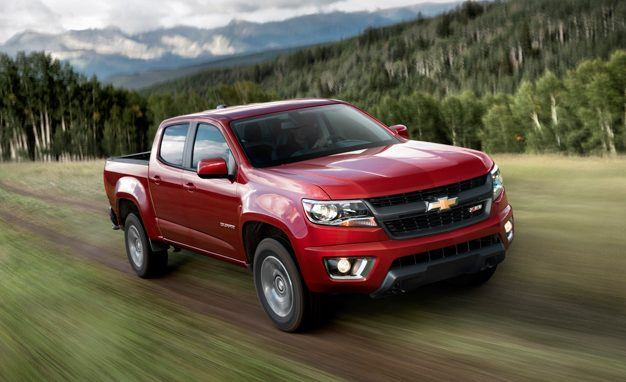 2017 Chevrolet Colorado Diesel