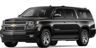 2018 Chevrolet Suburban - Black