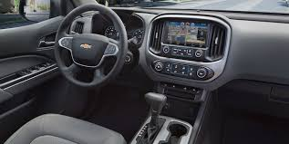 chevy colorodo 2018 interior