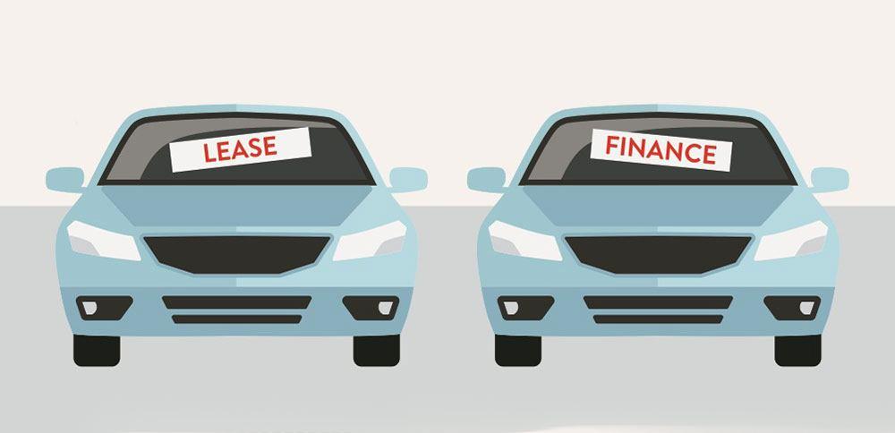 lease or finance header