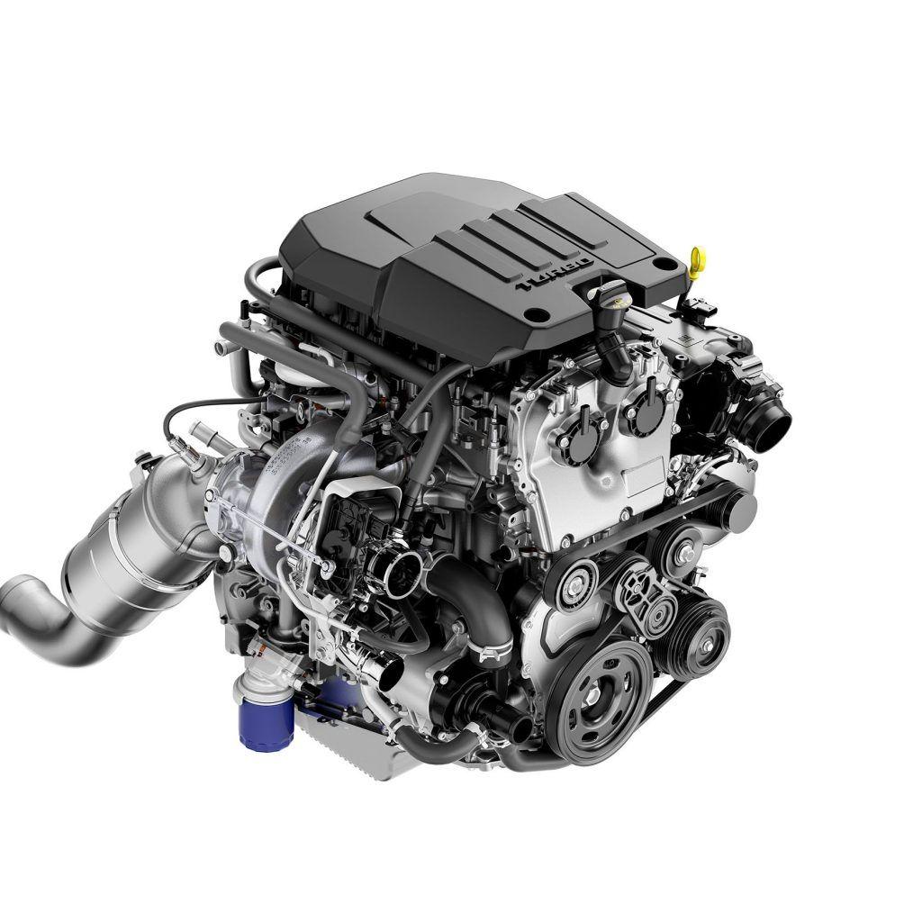 2.7L turbo