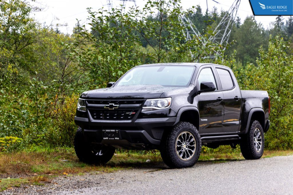 chevrolet colorado zr2-0991