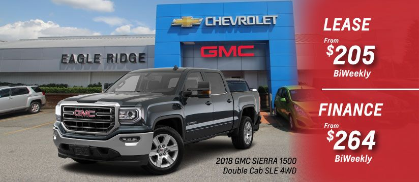 gmc sierra offer