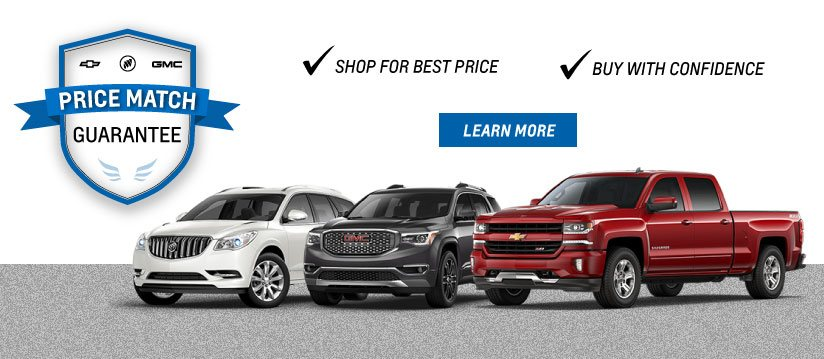 chevy gmc price match