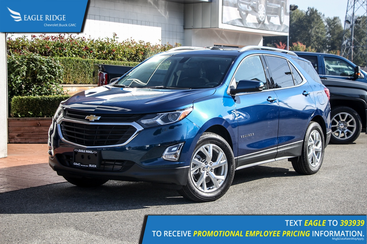 Equinox For Sale >> 2018 Chevrolet Equinox For Sale In Coquitlam Eagle Ridge Gm