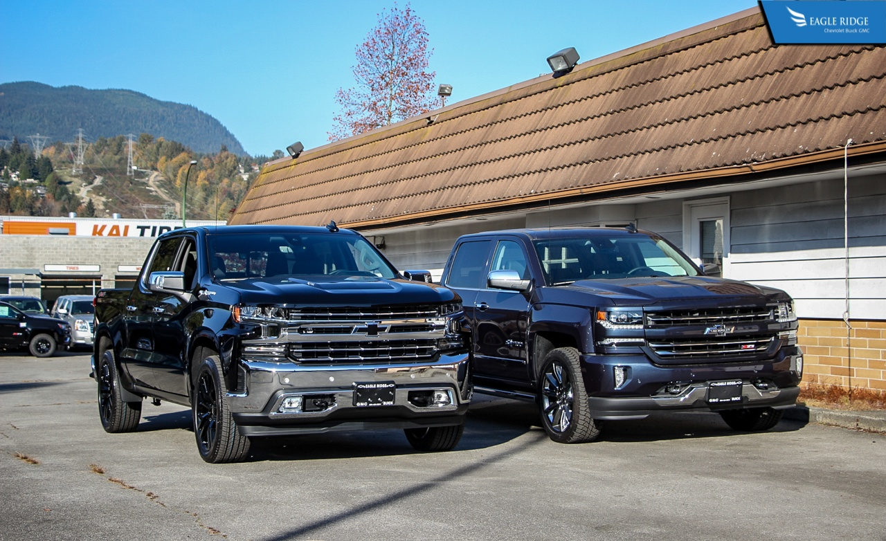 2018 Chevy Silverado >> Comparison 2019 Vs 2018 Chevrolet Silverado 1500 Eagle