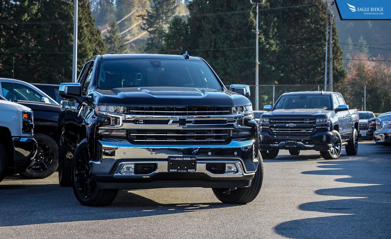2019 vs 2018 Chevrolet Silverado 1500