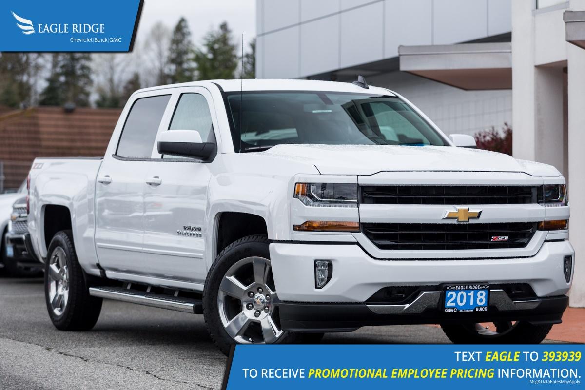 2018 Chevrolet Silverado For Sale in Coquitlam - Eagle Ridge GM