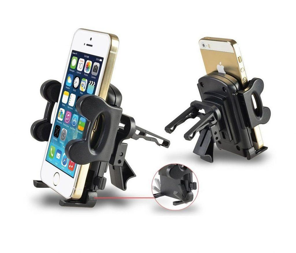 clamp phone holder