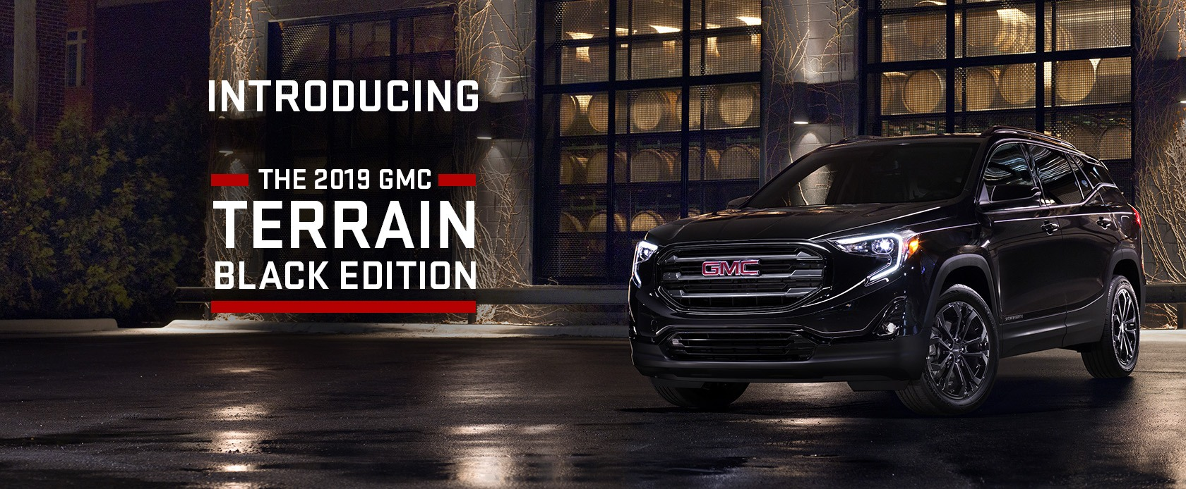 2019 Gmc Terrain Black Edition Eagle Ridge Gm