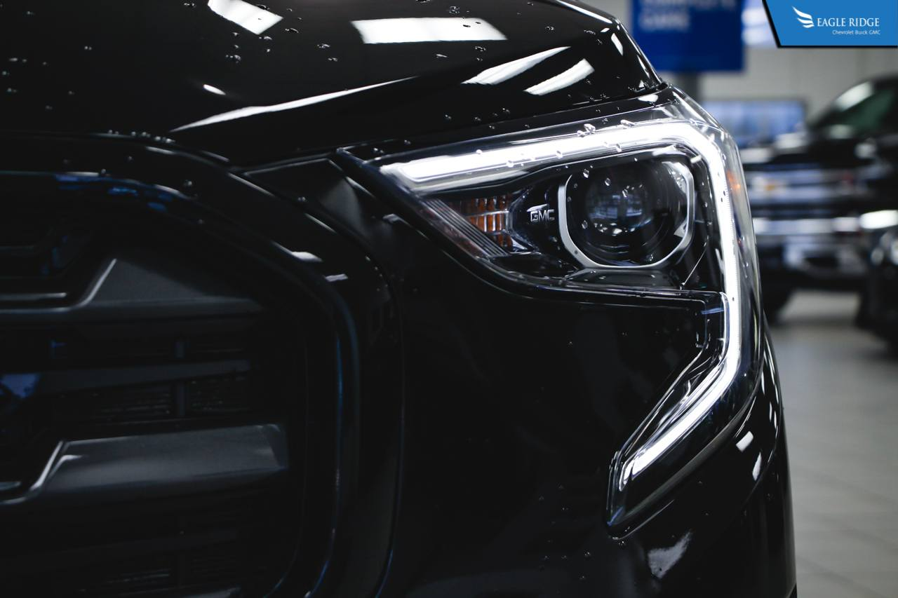 2019 GMC Terrain Black Edition