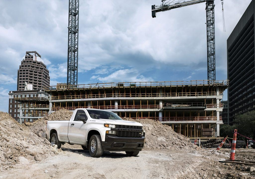 2019 Silverado Work Truck