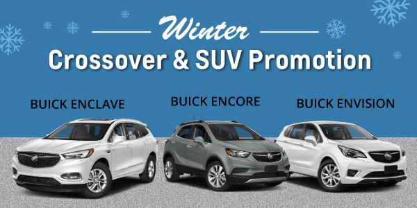 buick suv offer