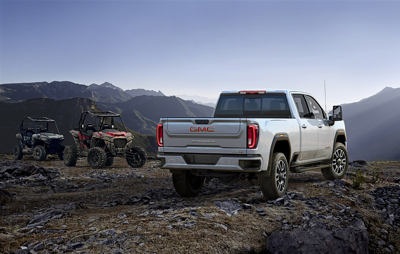 2020 GMC Sierra 2500 HD AT4