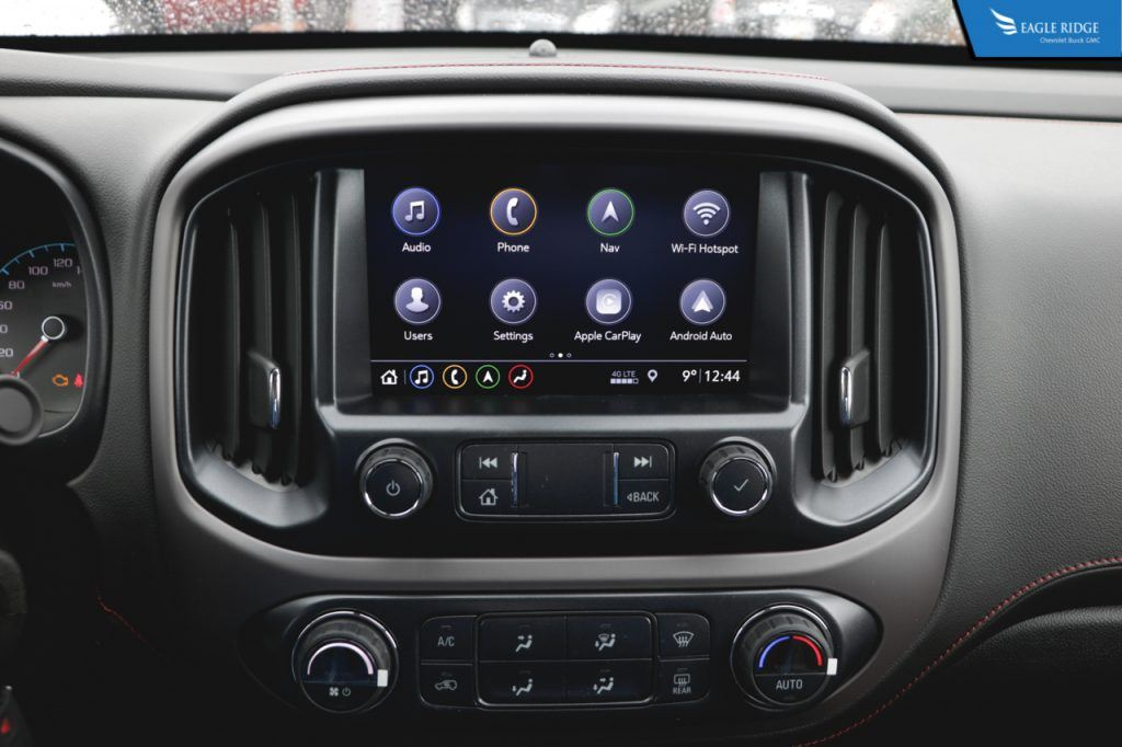 2019 Gmc Infotainment Overview Eagle Ridge Gm