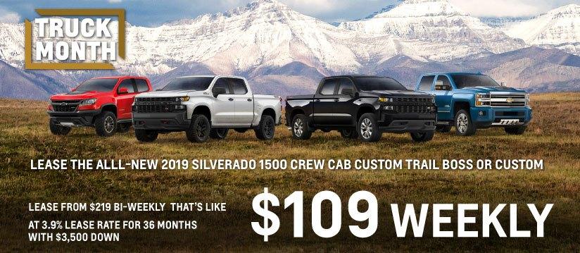 Truck Month 2019
