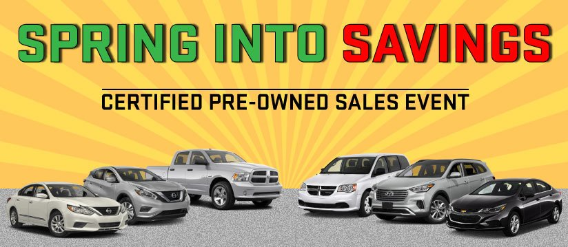 preowned specials