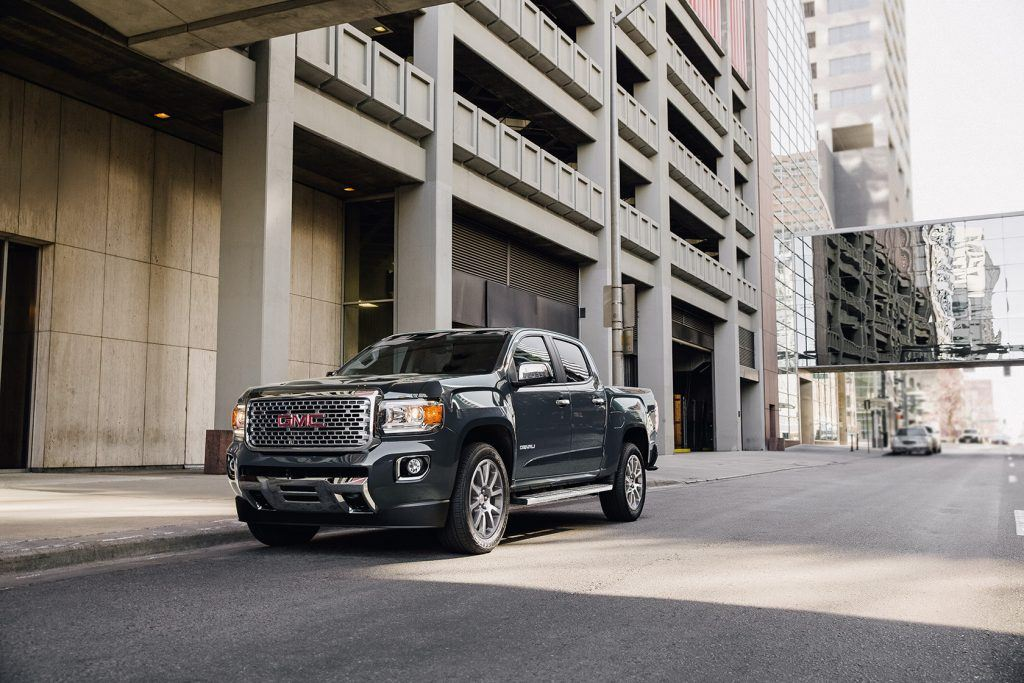 gmc canyon denali