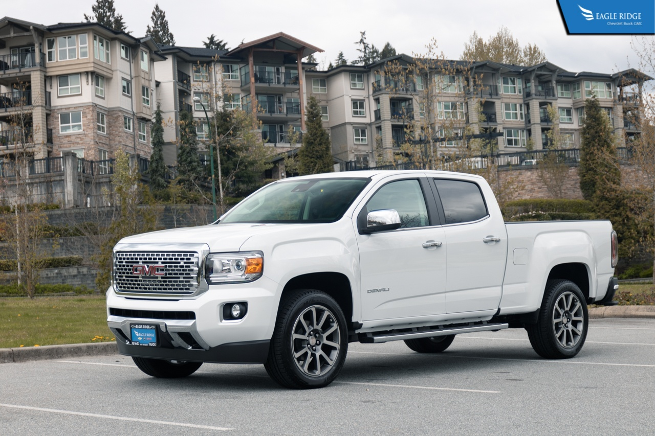 2019 Gmc Canyon Denali Overview Eagle Ridge Gm