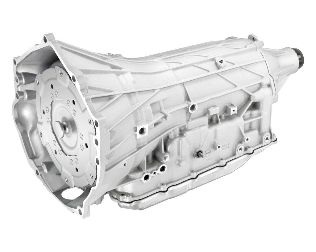 2018 Hydra-Matic 10R80 (MF6) 10 Speed RWD Automatic Transmission