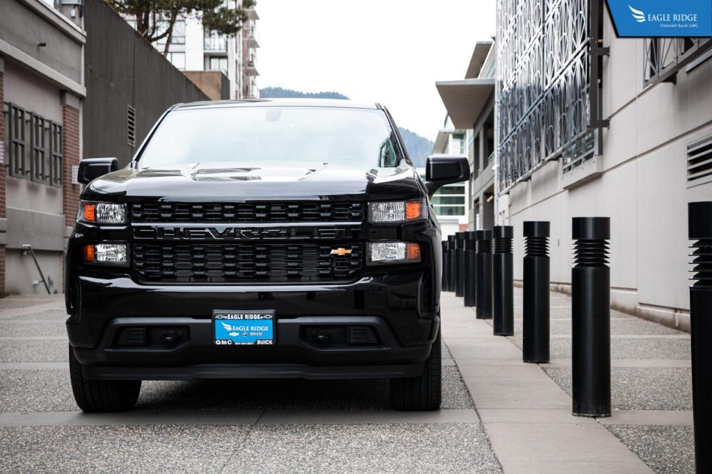 2019 chevy silverado custom