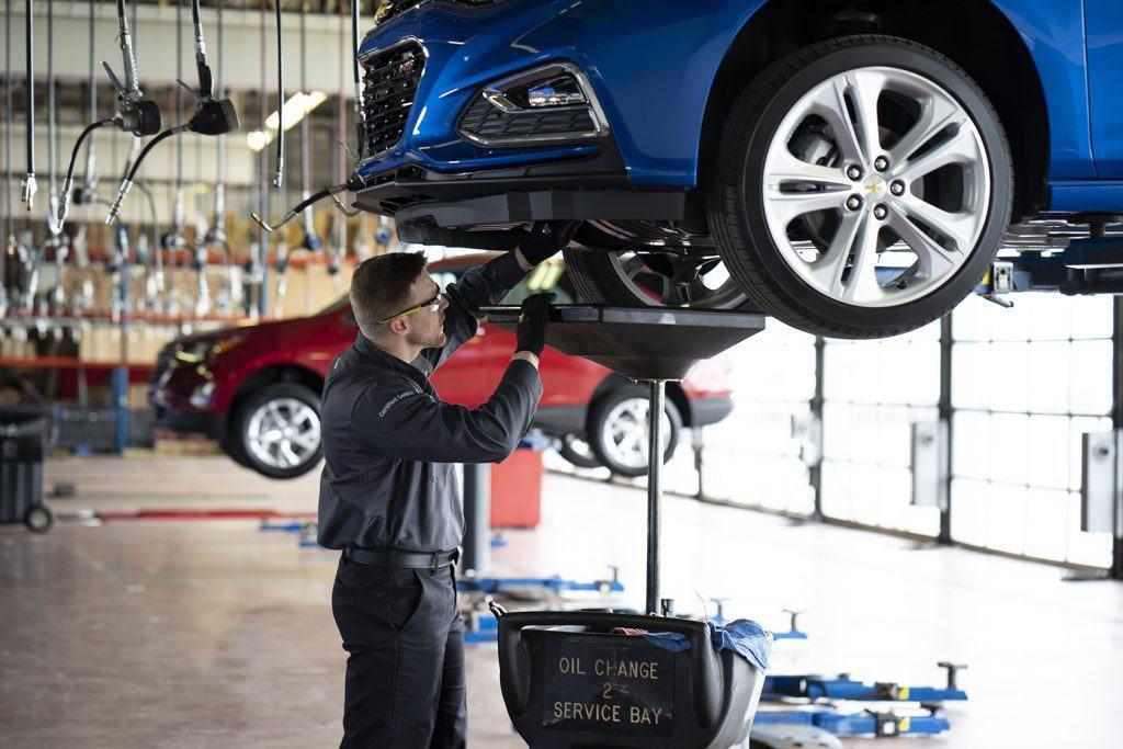 GM service