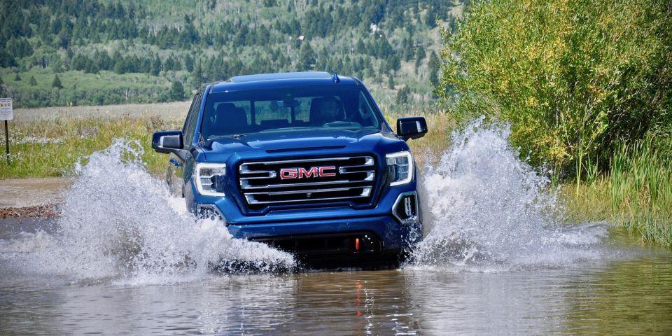 gmc sierra diesel