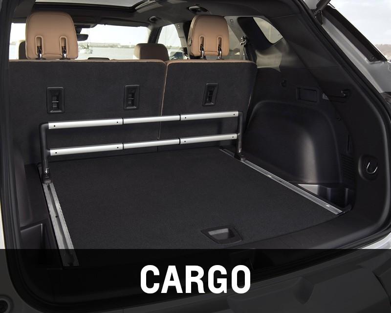 Blazer Cargo