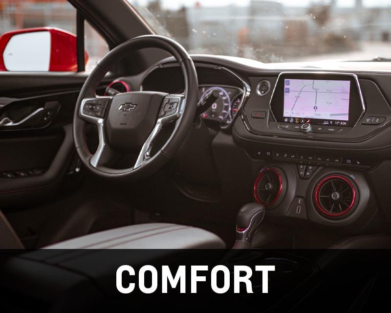 Blazer Comfort