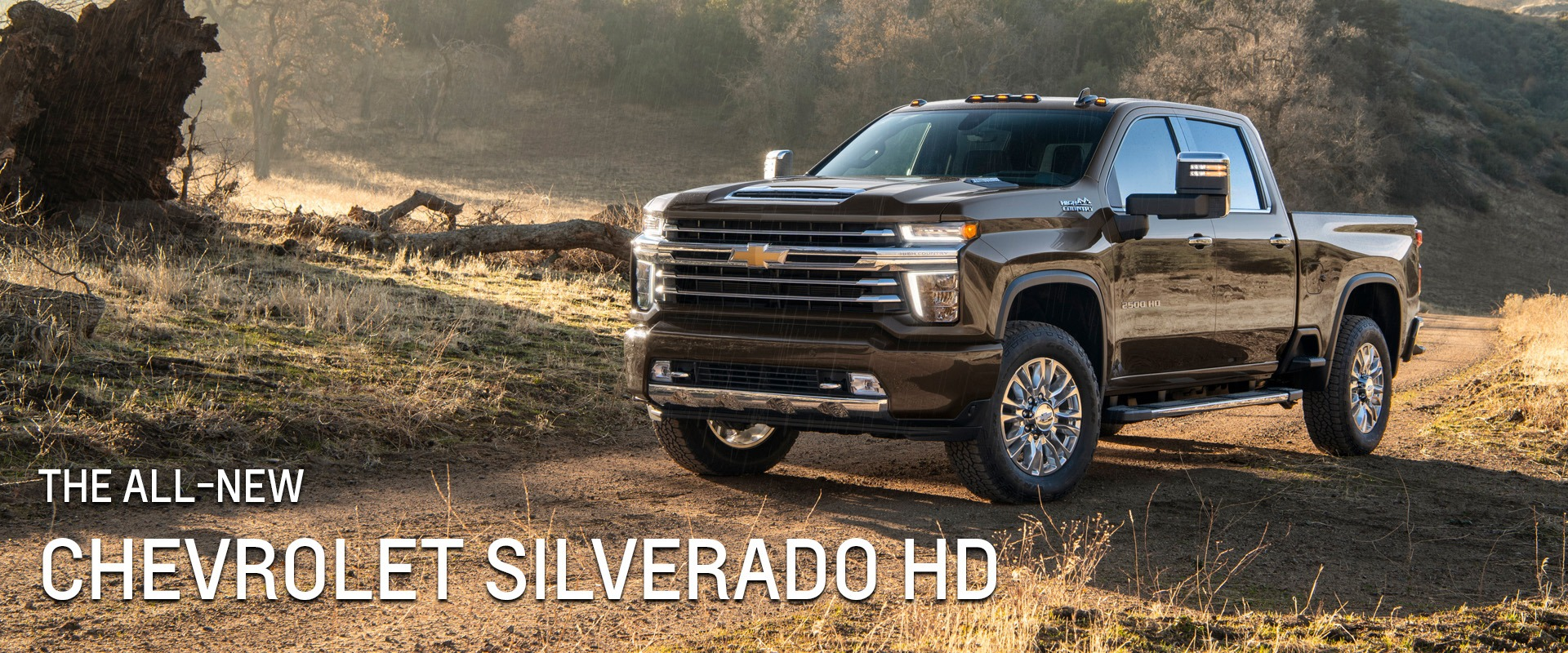 Chverolet silverado hd