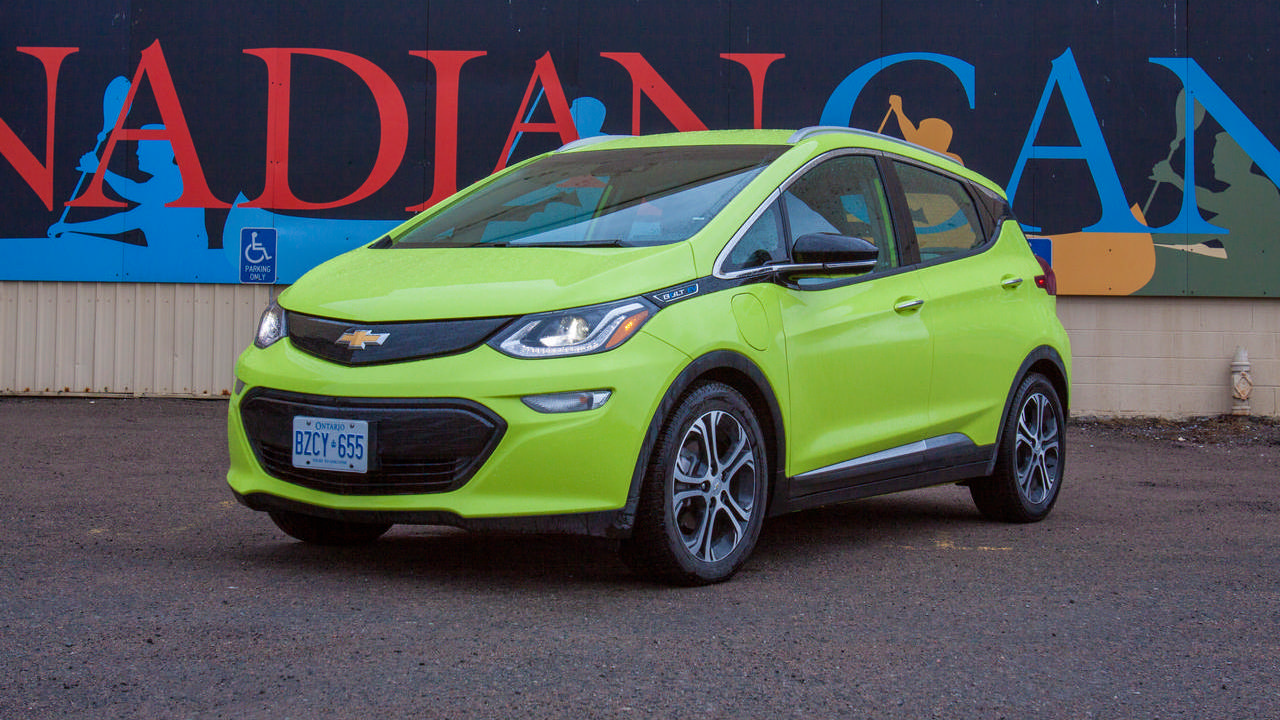 2019 chevrolet bolt review