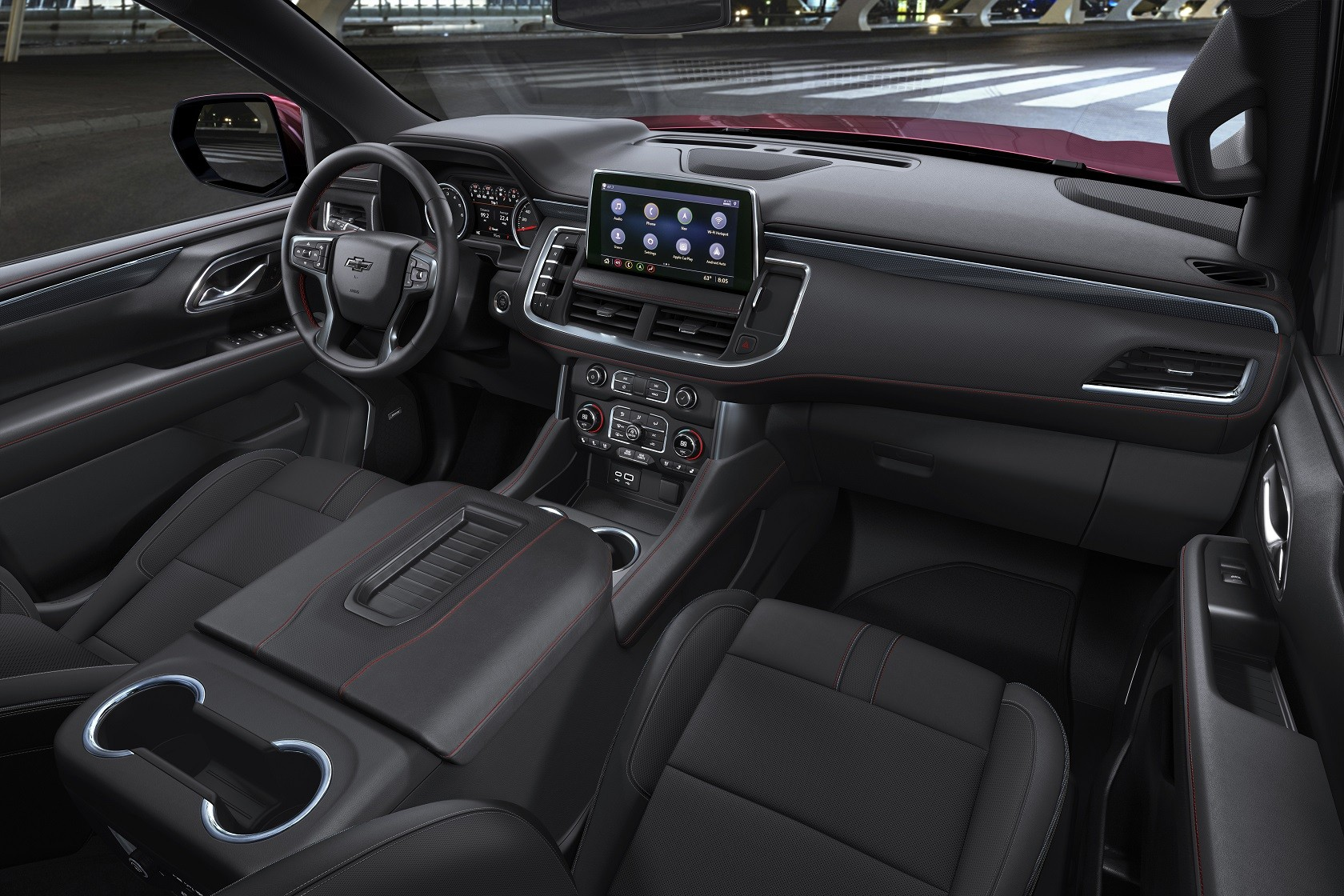2022 Silverado and Sierra 1500 To Get Updated Interiors ...
