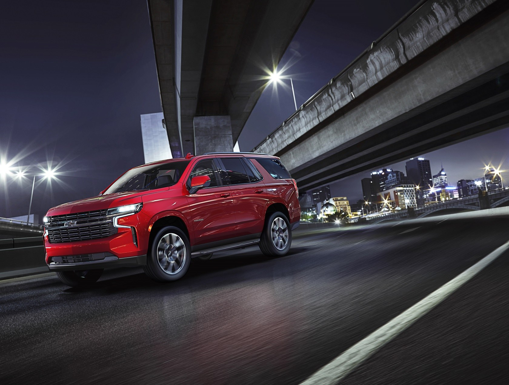 2021 Chevrolet Tahoe & Suburban Revealed - Eagle Ridge GM