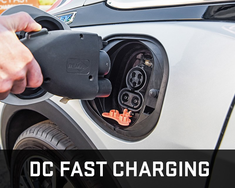 Chevrolet Bolt Fast Charging