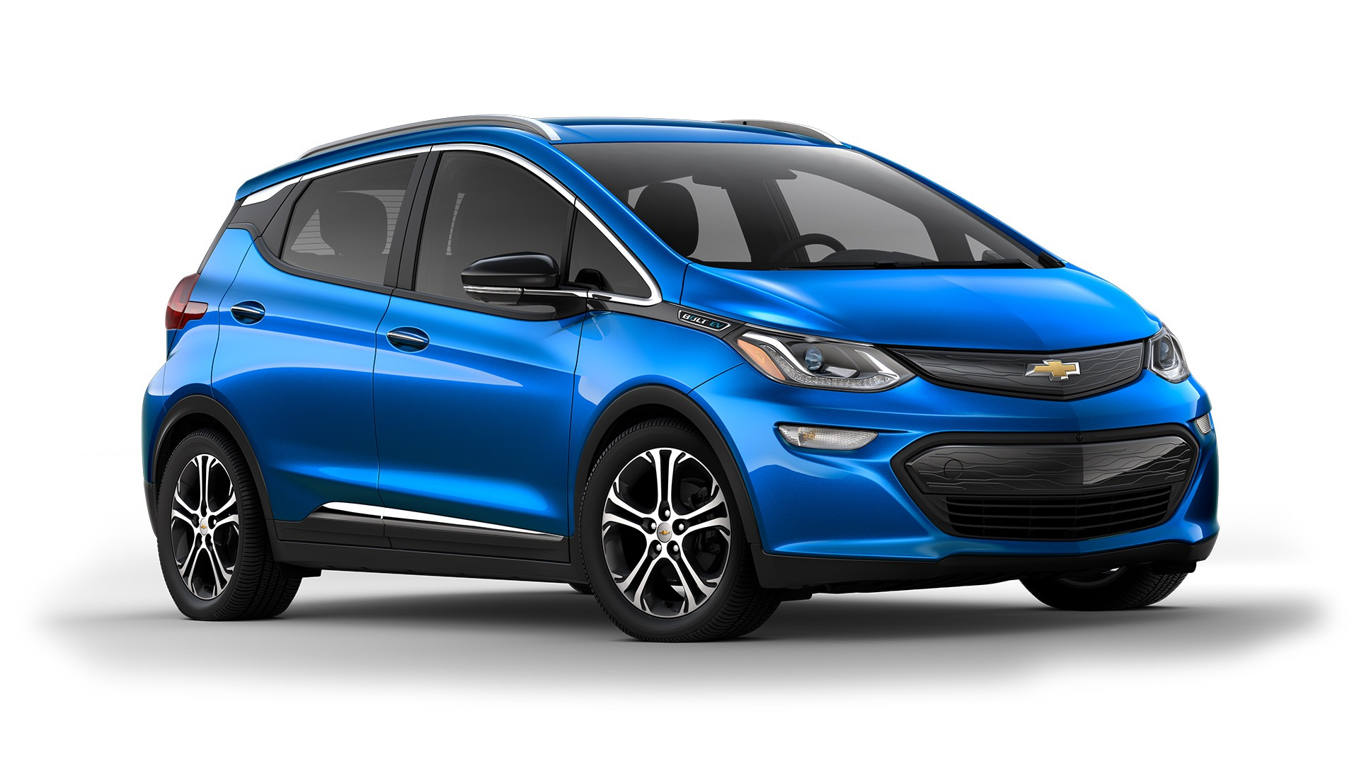 2020 Chevy Bolt front