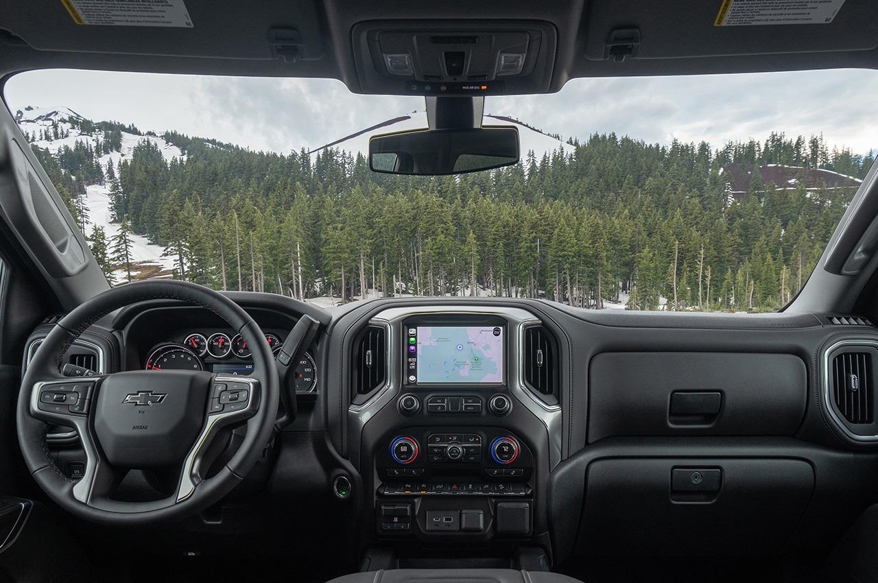 2020 Chevy Silverado 1500