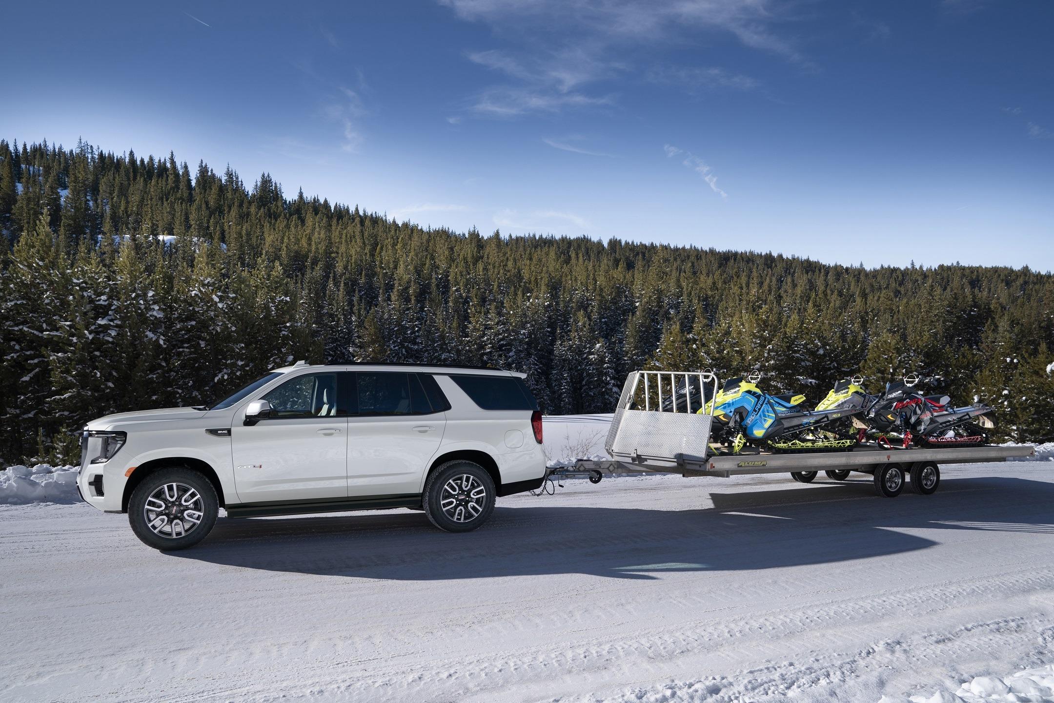 The 2021 Gmc Yukon And Yukon Xl Unveiled Eagle Ridge Gm