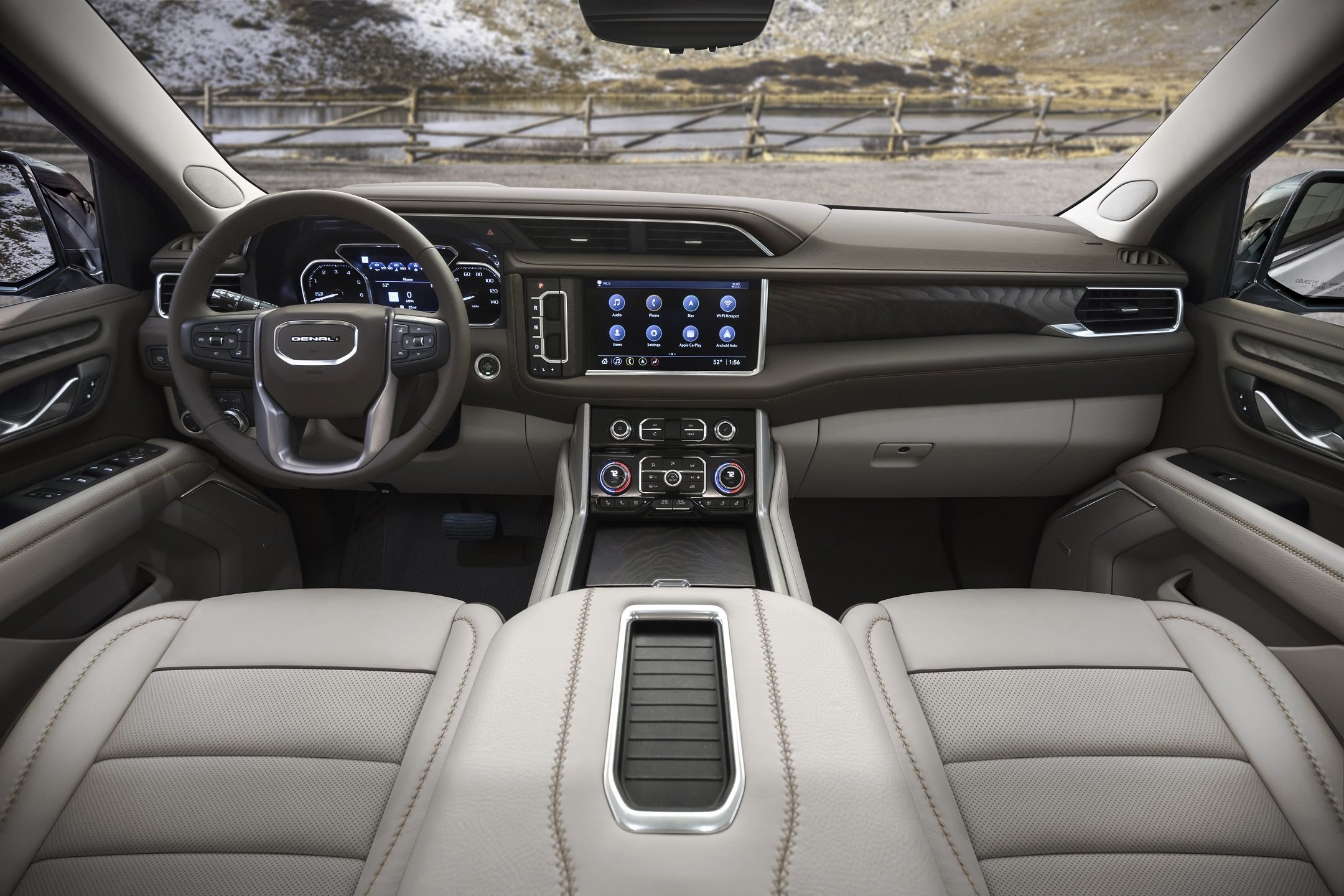 5 Silverado and Sierra 5 To Get Updated Interiors - Eagle
