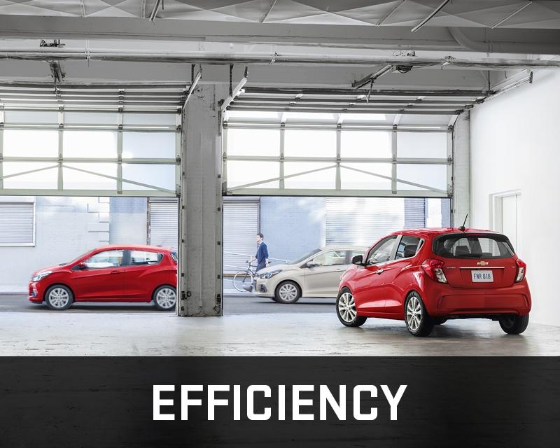spark efficiency