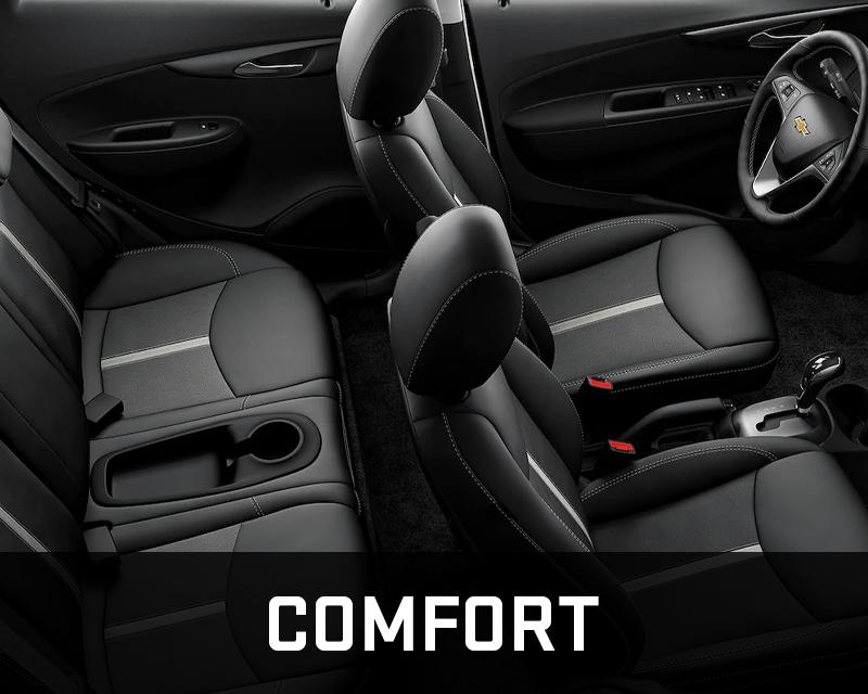 Spark comfort